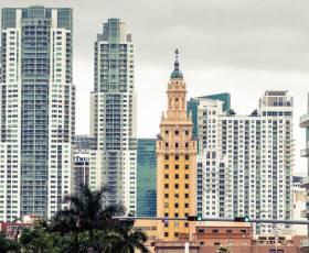 برج های مسکونی