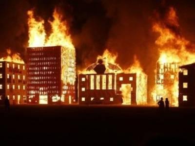 3 شرط برای داشتن ساختمانی ایمن در برابر آتش